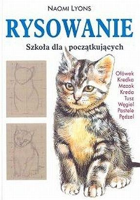 Okładka książki Rysowanie. Szkoła dla początkujących