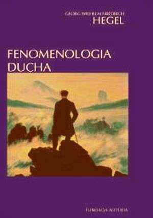 Okładka książki Fenomenologia ducha