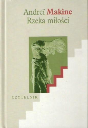 Okładka książki Rzeka miłości