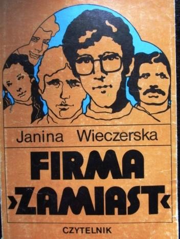 Okładka książki Firma