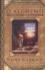 Okładka książki O Alchemii. Formuły przemiany samego siebie
