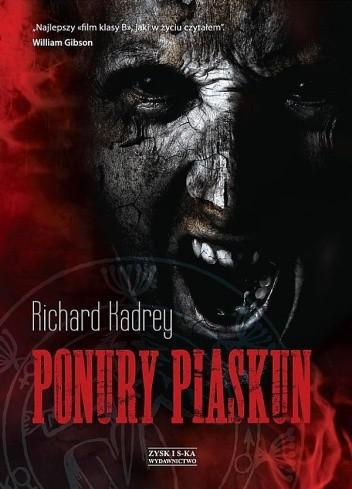 Okładka książki Ponury Piaskun