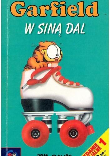 Okładka książki W siną dal