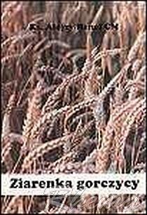Okładka książki Ziarenka gorczycy
