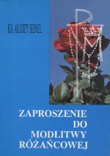 Okładka książki Zaproszenie do modlitwy różańcowej