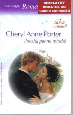 Okładka książki Pocałuj panne młodą