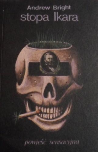 Okładka książki Stopa Ikara