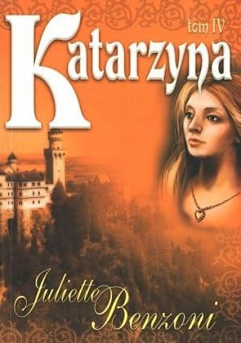 Okładka książki Katarzyna 4