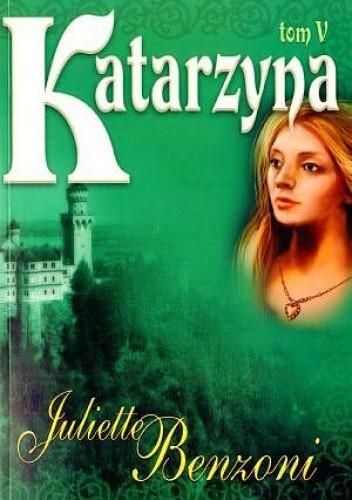 Okładka książki Katarzyna 5