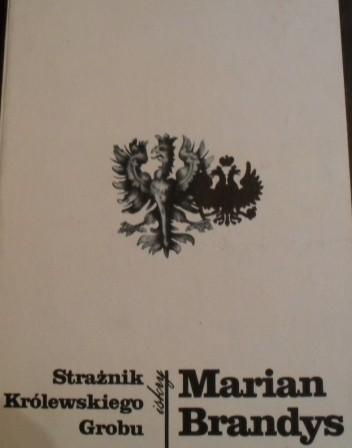 Okładka książki Strażnik Królewskiego Grobu