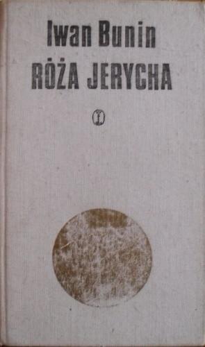 Okładka książki Róża Jerycha
