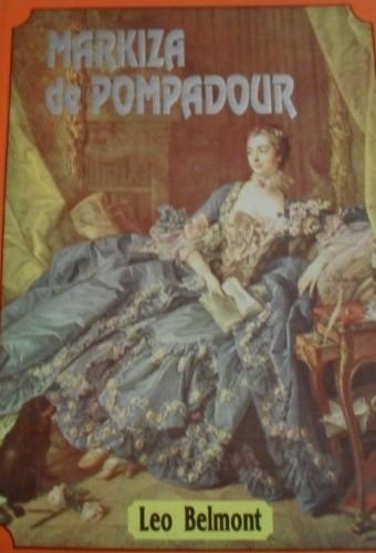 Okładka książki Markiza de Pompadour
