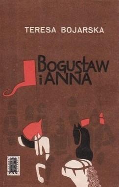 Okładka książki Bogusław i Anna