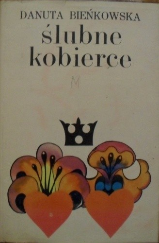 Okładka książki Ślubne kobierce