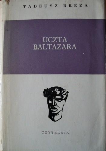 Okładka książki Uczta Baltazara