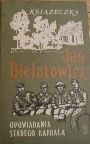 Okładka książki Opowiadania starego kaprala