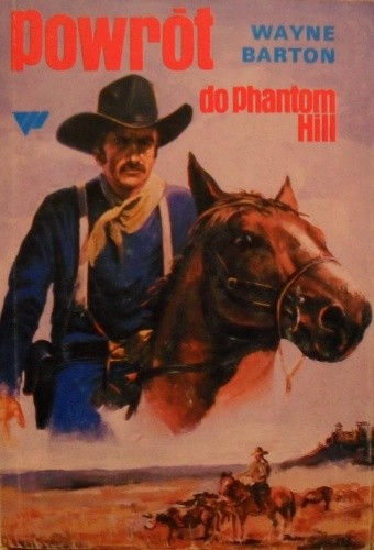Okładka książki Powrót do Phantom Hill