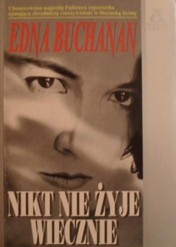 Okładka książki Nikt nie żyje wiecznie