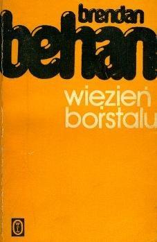 Okładka książki Więzień borstalu