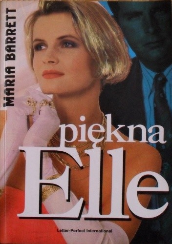 Okładka książki Piękna Elle