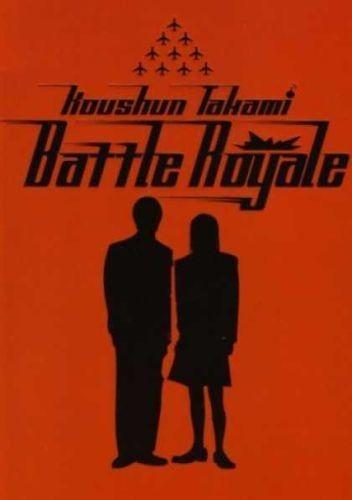 Okładka książki Battle Royale