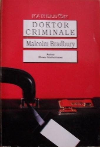 Okładka książki Doktor Criminale