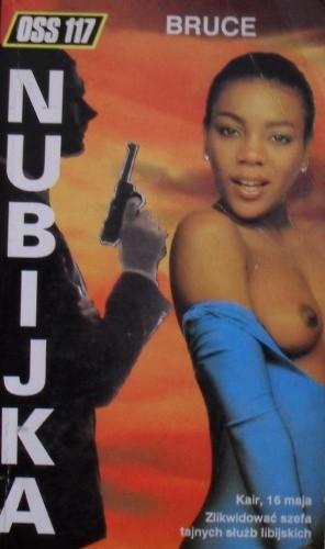 Okładka książki Nubijka