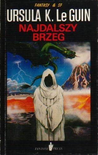 Okładka książki Najdalszy brzeg