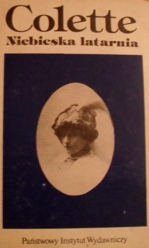 Okładka książki Niebieska latarnia
