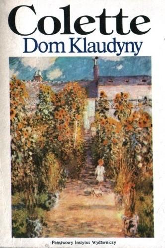 Okładka książki Dom Klaudyny