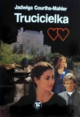Okładka książki Trucicielka