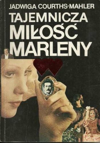 Okładka książki Tajemnicza miłość Marleny