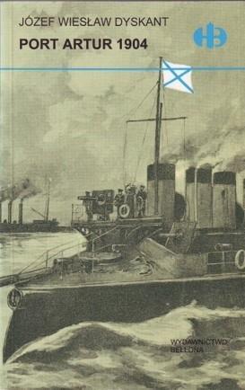 Okładka książki Port Artur 1904