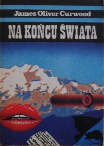 Okładka książki Na końcu świata
