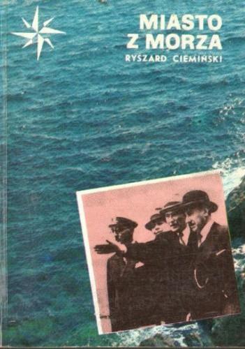 Okładka książki Miasto z morza