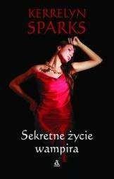Okładka książki Sekretne życie wampira