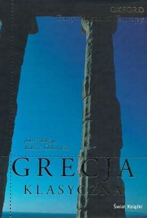 Okładka książki Grecja klasyczna