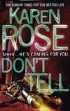 Okładka książki Don't Tell