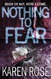 Okładka książki Nothing to Fear