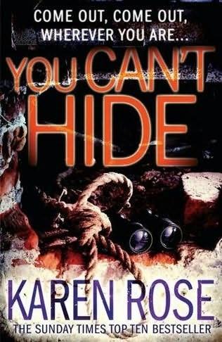 Okładka książki You Can't Hide