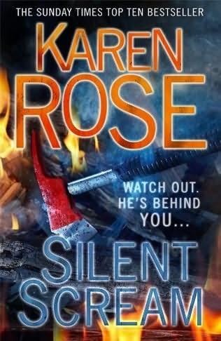Okładka książki Silent Scream