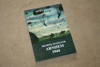 Okładka książki Arnhem 1944