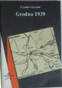 Okładka książki Grodno 1939