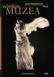 Okładka książki Luwr - Starożytność. Paryż