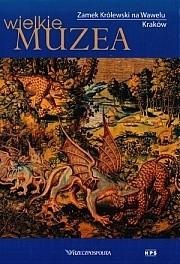 Okładka książki Zamek Królewski na Wawelu. Kraków