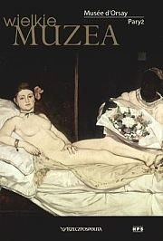 Okładka książki Musee d'Orsay. Paryż