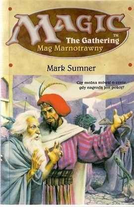 Okładka książki Mag Marnotrawny