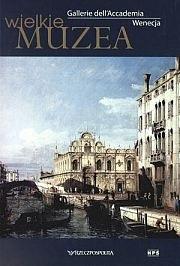 Okładka książki Gallerie dell'Accademia. Wenecja
