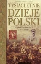 Okładka książki Tysiącletnie dzieje Polski