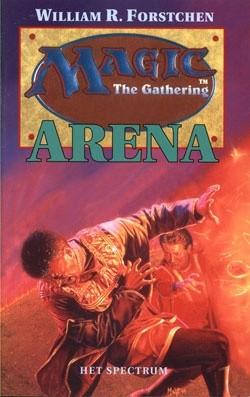 Okładka książki Arena